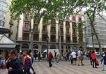 Hôtel Barcelone - Hotel Lloret Ramblas-2