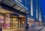 Hôtel Hannover - Mercure Hotel Hannover Mitte-2