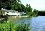 Location vacances Berric - Holiday Home Le Moulin Neuf Malansac I-4