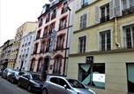 Hôtel Seine-Saint-Denis - Hôtel Résidence Saint Ouen-3