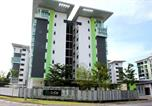 Location vacances Kuching - Tribeca Suites-1