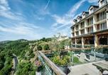 Hôtel Aumont-Aubrac - Logis Hotel Des Rochers-1