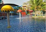 Hôtel Bandung - Oasis Siliwangi Sports Hotel-2