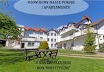 Villages vacances Jastrzębia Góra - Dom Wczasowy Rudnik-1