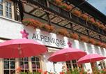 Hôtel Flintsbach am Inn - Alpenrose Bayrischzell Hotel & Restaurant-2