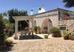 Location vacances Locorotondo - Il Trullo di Nonno Angelo San Marco-1