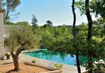 Hôtel 5 étoiles Marseille - Sous Les oliviers - Spa jacuzzi - charming B&B
