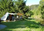 Camping avec WIFI Luxembourg - Charme camping Woltzdal-4
