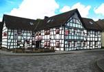Hôtel Blankenheim - Hotel im Fachwerkhof-1