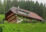 Location vacances Wolfach - Luxurious Farmhouse near Forest in Mühlenbach-1