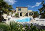 Location vacances Portiragnes Plage - Villa Manet Portiragnes-1