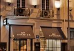 Hôtel Huarte - Hotel Avenida-3
