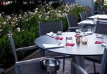 Hôtel Rixheim - Apparthotel Le Trident-3