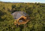Hôtel Castelnaudary - Cabane de Prestige avec Jacuzzi et Sauna privatifs-4