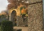 Hôtel Mayenne - Château de la Chasse-Guerre-4