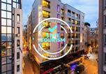 Hôtel Evliyaçelebi - Taksim The Peak Hotel-1