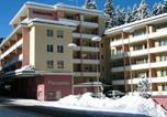 Location vacances Arosa - Paradies 602-1