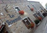 Hôtel Tellin - Hotel Le Fournil-4