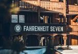 Hôtel Saint-Bon-Tarentaise - Fahrenheit Seven Courchevel-4