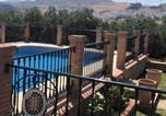 Location vacances El Burgo - Villa Rosales-2