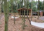 Camping Cathédrale de Lincoln - Riddings Wood lodges-2