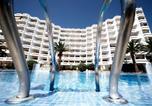 Hôtel Province de Las Palmas - Hv Agaete Parque-1