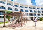 Hôtel Uxmal - Uxmal Resort Maya-3