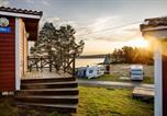 Camping  Acceptant les animaux Suède - Nordic Camping Sundsvall-2