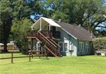Hôtel Hammond - Berry Creek Cabins-1