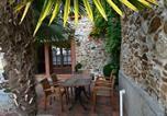 Location vacances Giou-de-Mamou - La Maison d'Odette et Daniel-1
