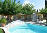 Location vacances Fox-Amphoux - Stunning villa within walking distance of Regusse-1
