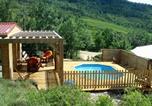 Location vacances Bouriège - Chalet - Roquetaillade-1