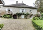 Location vacances  Haute-Saône - Spacious Holiday Home with Private Garden in Charcenne-1