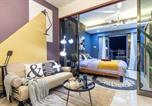 Location vacances Zhuhai - Zhuhai Xiangzhou District·Gongbei Port Locals Apartment 00156360-1