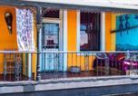 Hôtel Afrique du Sud - Bohemian Lofts Backpackers-4