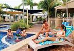 Villages vacances Rainbow Beach - Discovery Parks - Fraser Street, Hervey Bay-1