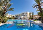 Hôtel Tunisie - Le Corail Appart'Hotel Yasmine Hammamet-1