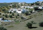 Location vacances Riogordo - Modern Cottage in Vinuela with Swimming Pool-2