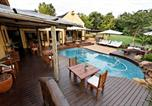 Hôtel Randburg - Rustika Guest Lodge-2