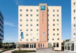 Hôtel Aubange - Ibis Budget Luxembourg Sud-1