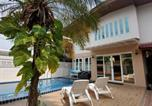 Location vacances Hua Hin - Downtown 3 Bedroom House with pool-3