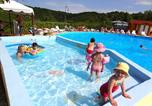 Camping avec Ambiance club Lot - Camping Quercy Vacances-1