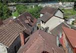 Location vacances Saint-Hilaire-Taurieux - Jolie Maison Jardin-Village Medieval-Correze-2