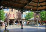 Location vacances Léran - Belle Villa & Grande Piscine Privee et Ensoleillee Mirepoix Sw France-2
