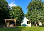 Camping avec Piscine Sillé-le-Guillaume - Camping du Perche Bellemois-3