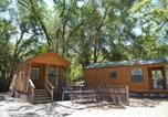 Villages vacances Felton - Morgan Hill Camping Resort Cabin 1-1