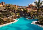 Hôtel Adeje - Meliá Jardines del Teide-3