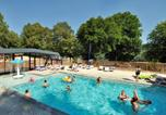 Camping avec Piscine Eymouthiers - Flower Camping La Plage-1