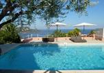Location vacances Théoule-sur-Mer - Villa Astar - Chambres d'hôte, B&B-1