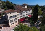 Hôtel Andon - Résidence La Tour Carrée - Grasse Sud-1